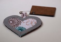 safety light reflector heart accessory by SoMeyArt on Etsy