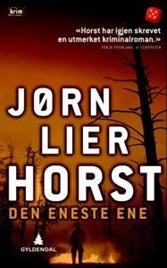 Den eneste ene; kriminalroman - Forfatter: Jørn Lier Horst - ISBN: 8205416443