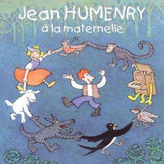 Humenry - A la maternelle (CD)