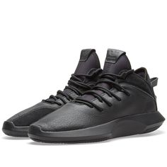 new product 70b01 409bc Adidas Crazy 1 ADV Core Black  Frozen Yellow 1
