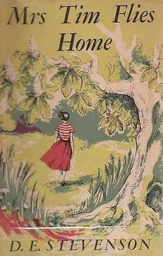 Mrs Tim Flies Home – D.E. Stevenson | The Captive Reader