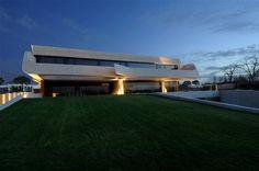 Three Level House In Madrid  A-cero Joaquin Torres Architects  (Casa Moka)