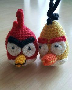 Schlüsselanhänger Angry Birds