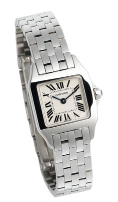 Cartier Women's W25064Z5 Santos Demoiselle Watch *** You can get more details by clicking on the image.