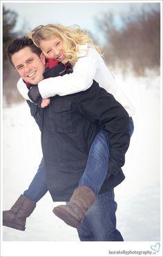 Laura Kelly Photography Blog :: Ottawa Wedding and Engagement Photographer: kathleen + alex | winter wonderland couple shoot