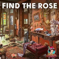 Crack the case with the best hidden object game around! Discover June's Journey today! Best Hidden Object Games, Hidden Object Puzzles, Find The Hidden Objects, Hidden Games, Ipod Touch, Journey, Hidden Words In Pictures, Ice Age Collision Course, Handy App