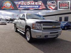 2011 Chevrolet Silverado 1500, 35,144 miles, $25,000.
