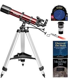The StarBlast 90mm Refractor is the great grab-and-go telescope you've been looking for. Shop online - 100% satisfaction guaranteed!