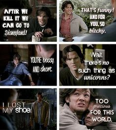 Sam Winchester quotes