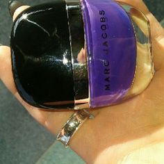 MARC JACOBS ULTRAVIOLET NAIL POLISH Used twice, 99% full!!! Gorgeous violet purple color. Marc by Marc Jacobs Other