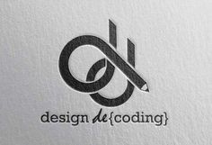 Design Decoding Web and Graphic Design Blog Logo created by Jibari Daniels of JDaniels Designs for more work visit my portfolios www.jdanielsdesigns.com or www.jdanielswebdesigns.com