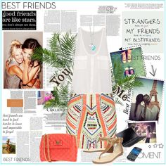 """""""Computer, chat, facebook, telephone : everyday!"""" by dora-hegyes on Polyvore"""