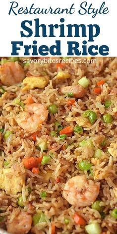 Best and quick shrimp lo mein recipe at home with simple lo mein sauce. Delicious lo mein egg noodles tossed along with vegetables,shrimp and lo mein sauce makes this better than restaurant and better than any chinese food takeout menu dish.This is the best authentic and healthy shrimp lo mein recipe. You can make this recipe with ramen noodles too.Perfect for a quick and satisfying weeknight dinner.#savorybitesrecipes #shrimplomein #lomein #noodles #chinesefood #dinner #shrimp Chinese Shrimp Fried Rice, Fried Rice Recipe Chinese, Best Fried Rice Recipe, Shrimp And Rice Recipes, Fried Rice With Egg, Seafood Recipes, Homemade Fried Rice, Fried Rice Recipes, Making Fried Rice
