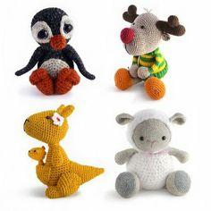 Zoomigurumi 3 - 15 Animal Amigurumi Patterns: Amazon.co.uk: Joke Vermeiren: Books