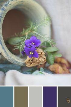 ZJ Colour Palette 275 #colourpalette #colourinspiration
