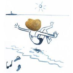 Illustration: Bananenpferd im Sprung - SPIEGEL ONLINE - Nachrichten - Kultur