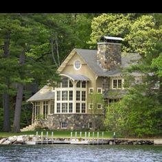 Looks like Heathers Lake house.