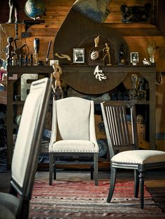 Shop Universal Furniture at Furnitureland South today! Dining Chairs, Bedroom, Spaces, Shopping, Furniture, Collection, Home Decor, Products, Decoration Home