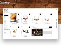 "Check out new work on my @Behance portfolio: ""Дизайн страниц интернет-магазина элитного алкоголя"" http://be.net/gallery/48257807/dizajn-stranic-internet-magazina-elitnogo-alkogolja"