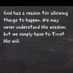 God knows better than best.