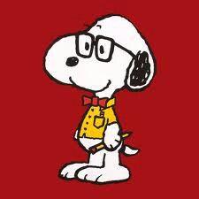 Smart/Nerdy Snoopy