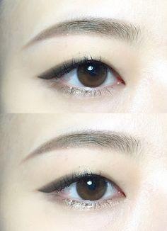 Makeup Inspo, Makeup Inspiration, Makeup Tips, Beauty Makeup, Hair Beauty, Purple Eye Makeup, Soft Makeup, Kiss Makeup, Monolid Eyes