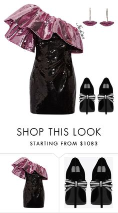 """Untitled #4034"" by teastylef ❤ liked on Polyvore featuring Yves Saint Laurent"