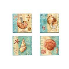 <li>Artwork Title: Ocean Nautilus </li><li>Artist Name: Geoff Allen </li><li>Product type: Framed canvas art</li>