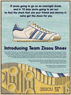 """Bartosz Kosowski - """"Team Zissou Shoes"""""""