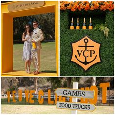 Revelry Event Designers- Veuve Clicquot Polo Classic, Los Angeles with BrownHot Events