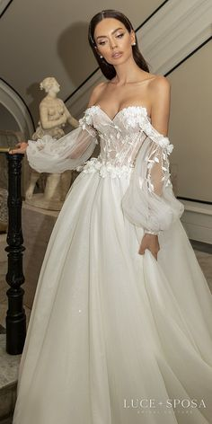 Weeding Dress, Cute Wedding Dress, Dream Wedding Dresses, Bridal Dresses, Wedding Gowns, Wedding Dress Long Train, Pretty Dresses, Beautiful Dresses, Wedding Dress Sketches