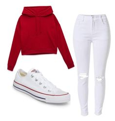 """""""outfit"""" by vicky-skoufh on Polyvore featuring Converse and allstar"""