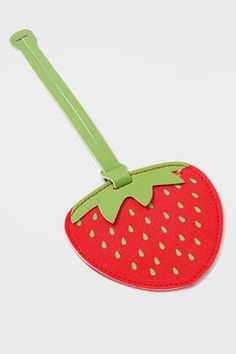Find the latest bags & accessories we're loving at Topshop. Luggage Straps, Tutti Frutti, Bag Accessories, Purses And Bags, Strawberry, Swag, Topshop, Pure Products, Travelling