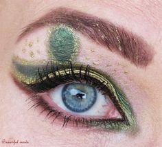 JunJun (Sailor Moon) inspired make up by http://beautiful-inside82.blogspot.de/2013/09/aktion-make-up-dreamz-jun-jun.html