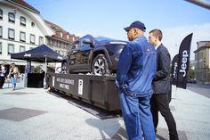 STREUPLAN | Agentur für integrierte Below the Line-Kommunikation: Roadshow für den neuen Jeep® Cherokee
