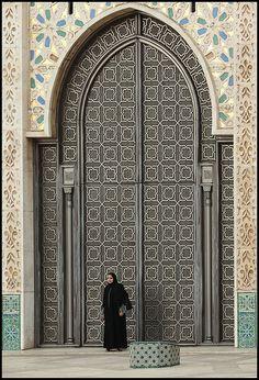 Casablanca The Hassan II Mosque or Grande Mosquée Hassan II 2009 S 566 Casablan_43 F | Flickr - Photo Sharing!