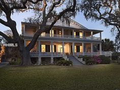 'The Big Chill' House in Beaufort,  South Carolina