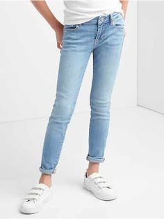 Bootcut skinny straight