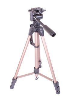 DURAGADGET Professional Adjustable Tripod For Nikon D90, Nikon D7000, Nikon D7100, Nikon D300s & Nikon 1J 2, With Nylon Carry Case & Spirit Level