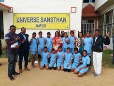 #Annual_Sports_Day_Celebration...... For Universe Public Sr. Sec. School, MundiyaRamsar, Jaipur