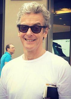 """doctorfriend79: """"Peter Capaldi (Twelfth Doctor) """""""