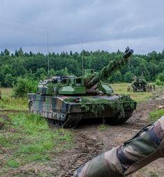 French Army, Battle Tank, War Machine, Warfare, Military Vehicles, Tanks, Modern, War, Vehicles