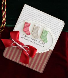 Cozy card making for the holidays - Northridge Publishing