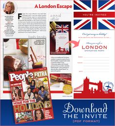 Host a London Staycation Party!        posted in:      News & Events      Theme Parties