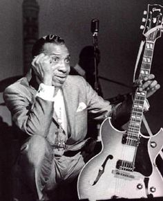 T-Bone Walker, blues guitarist. First bluesman to use electric guitar. Inducted into the Rock and Roll Hall of Fame in 1987. Born 1910.