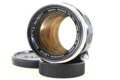 Canon Lens, Leica