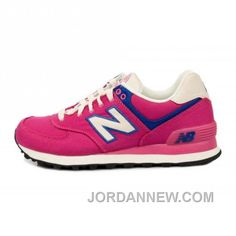http://www.jordannew.com/new-balance-574-womens-pink-blue-white-shoes-lastest.html NEW BALANCE 574 WOMENS PINK BLUE WHITE SHOES FOR SALE Only $74.00 , Free Shipping!