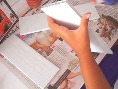 DIY :: Divisória de gavetas | Bijuterias e Cosméticos - YouTube