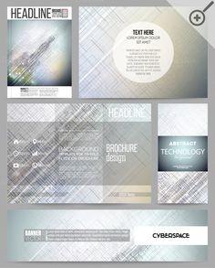 Corporate templates by VectorShop on Creative Market