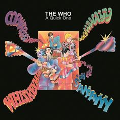 1966 The Who - A Quick One